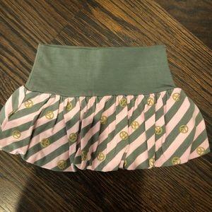 NWT Flowers By Zoe Mini Skirt